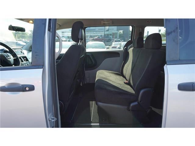 2012 Dodge Grand Caravan SE/SXT (Stk: DR151A) in Hamilton - Image 20 of 35