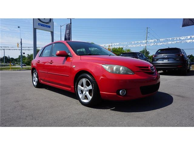2005 Mazda Mazda3 Sport  (Stk: HN2270A) in Hamilton - Image 4 of 29