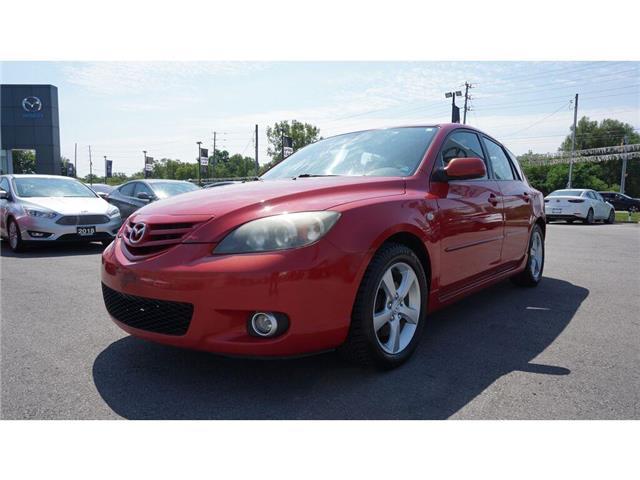 2005 Mazda Mazda3 Sport  (Stk: HN2270A) in Hamilton - Image 9 of 29