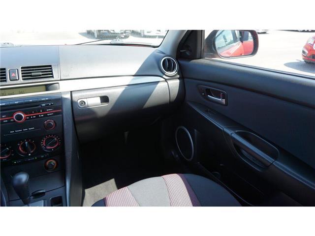 2005 Mazda Mazda3 Sport  (Stk: HN2270A) in Hamilton - Image 26 of 29
