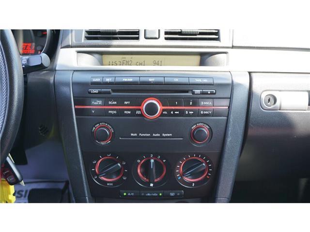 2005 Mazda Mazda3 Sport  (Stk: HN2270A) in Hamilton - Image 27 of 29