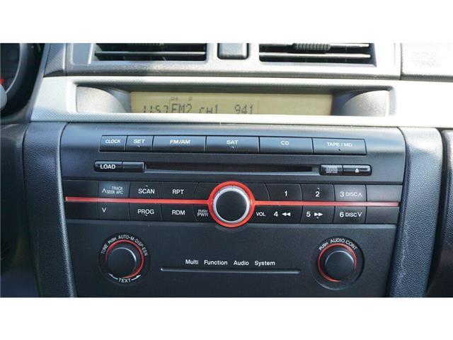 2005 Mazda Mazda3 Sport  (Stk: HN2270A) in Hamilton - Image 29 of 29