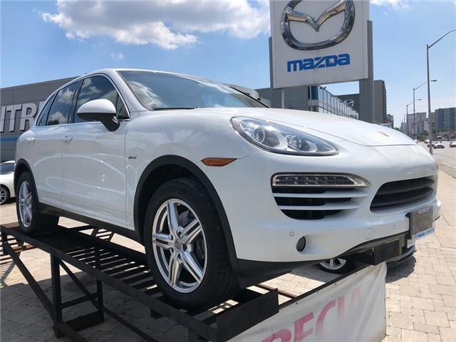 2014 Porsche Cayenne DIESEL (Stk: P1917) in Toronto - Image 2 of 29