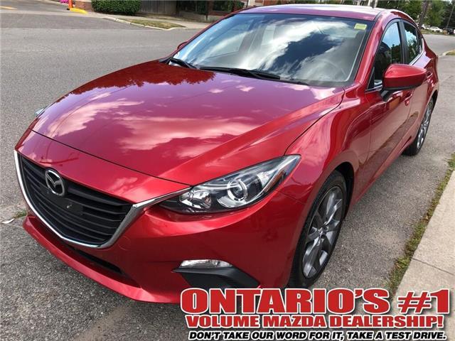 2016 Mazda Mazda3 GS (Stk: 81995A) in Toronto - Image 1 of 21