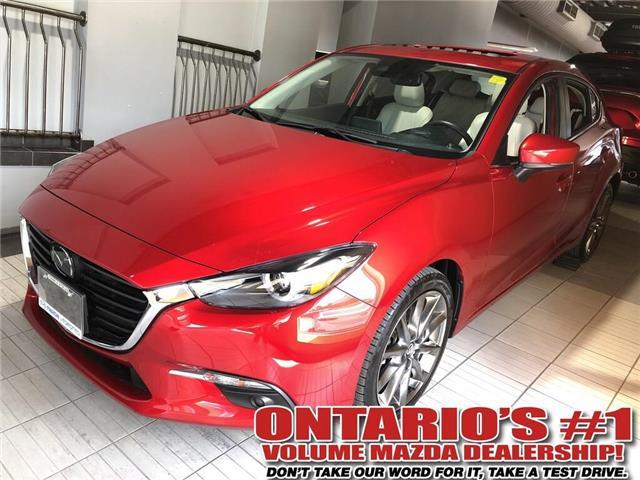 2018 Mazda Mazda3 Sport GT (Stk: P2449) in Toronto - Image 1 of 24