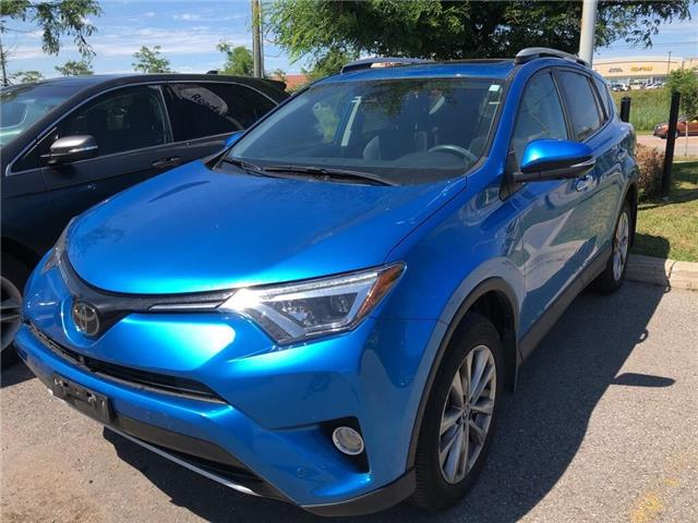 2016 Toyota RAV4 LTD (Stk: 311121) in Aurora - Image 1 of 10