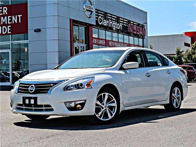 2015 Nissan Altima 2.5 SV (Stk: FN865887) in Bowmanville - Image 1 of 6