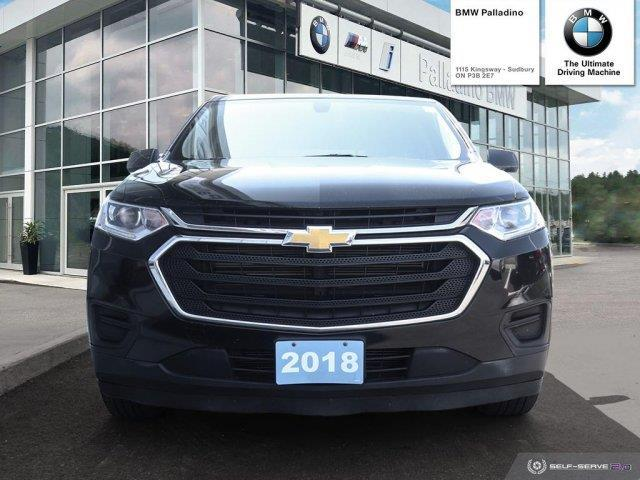 2018 Chevrolet Traverse LS (Stk: U0026B) in Sudbury - Image 2 of 21