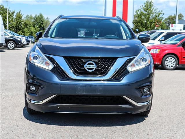 2016 Nissan Murano SV (Stk: KN105621A) in Cobourg - Image 2 of 34
