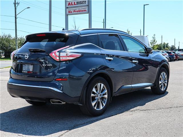 2016 Nissan Murano SV (Stk: KN105621A) in Cobourg - Image 5 of 34