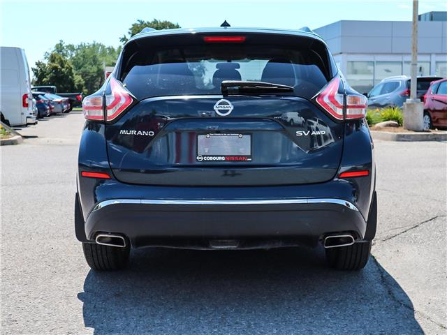 2016 Nissan Murano SV (Stk: KN105621A) in Cobourg - Image 6 of 34
