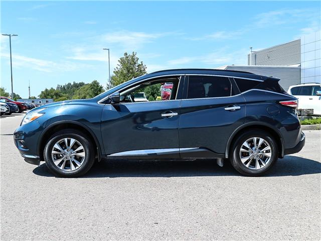 2016 Nissan Murano SV (Stk: KN105621A) in Cobourg - Image 8 of 34