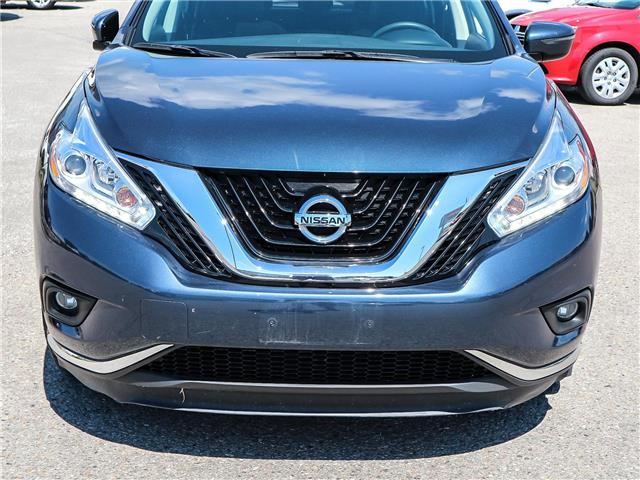 2016 Nissan Murano SV (Stk: KN105621A) in Cobourg - Image 9 of 34