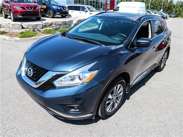 2016 Nissan Murano SV (Stk: KN105621A) in Cobourg - Image 11 of 34