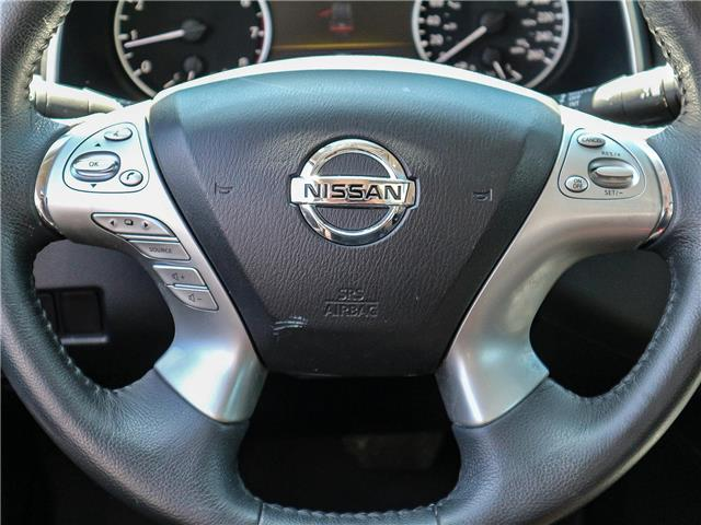 2016 Nissan Murano SV (Stk: KN105621A) in Cobourg - Image 18 of 34