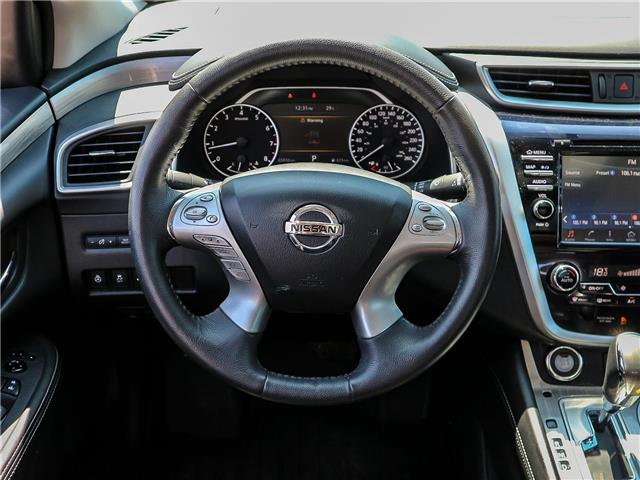 2016 Nissan Murano SV (Stk: KN105621A) in Cobourg - Image 19 of 34