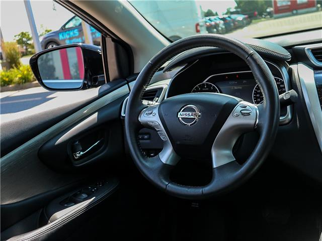 2016 Nissan Murano SV (Stk: KN105621A) in Cobourg - Image 20 of 34