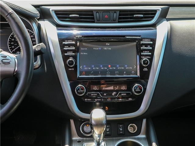 2016 Nissan Murano SV (Stk: KN105621A) in Cobourg - Image 21 of 34