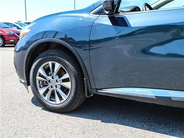 2016 Nissan Murano SV (Stk: KN105621A) in Cobourg - Image 30 of 34