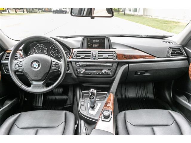 2012 BMW 320i  (Stk: U5627) in Mississauga - Image 9 of 21
