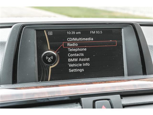 2012 BMW 320i  (Stk: U5627) in Mississauga - Image 17 of 21