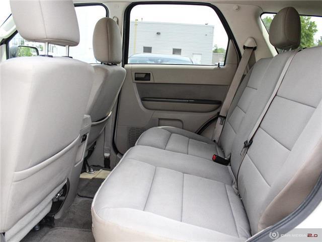 2011 Ford Escape  (Stk: PR1763) in Windsor - Image 24 of 27