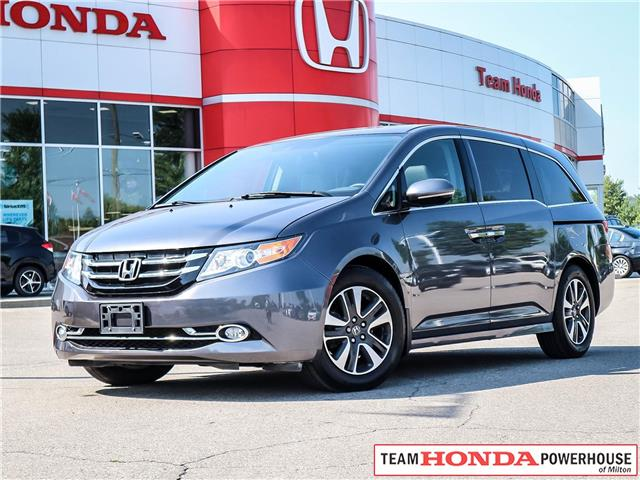 2015 Honda Odyssey Touring (Stk: 3379) in Milton - Image 1 of 30