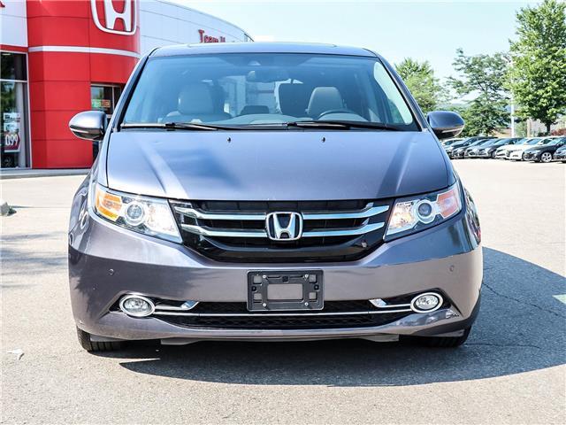 2015 Honda Odyssey Touring (Stk: 3379) in Milton - Image 2 of 30