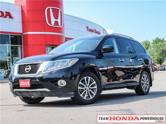 2014 Nissan Pathfinder S (Stk: 19792A) in Milton - Image 1 of 25