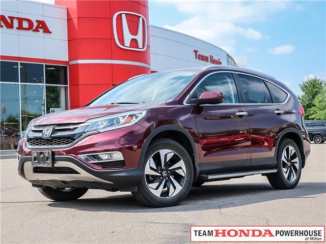 2015 Honda CR-V Touring (Stk: 3388) in Milton - Image 1 of 1