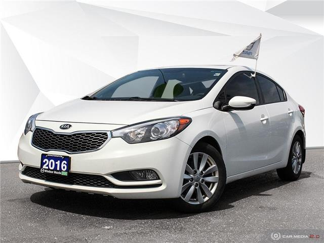 2016 Kia Forte  (Stk: TR1906) in Windsor - Image 1 of 27