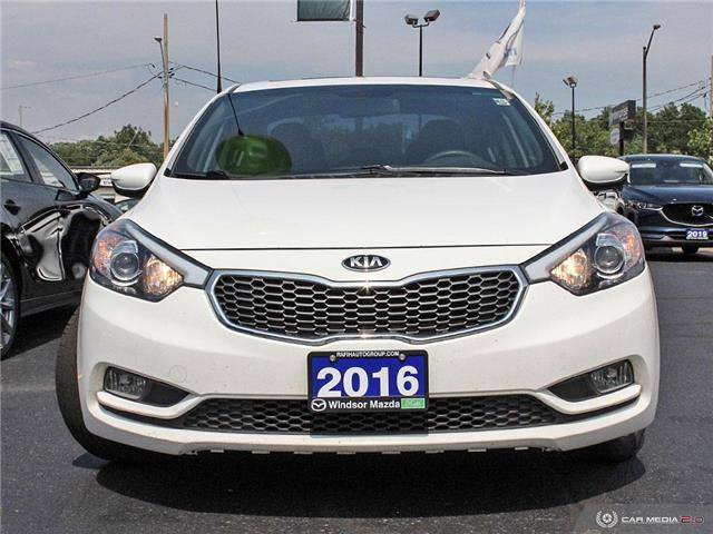 2016 Kia Forte  (Stk: TR1906) in Windsor - Image 2 of 27