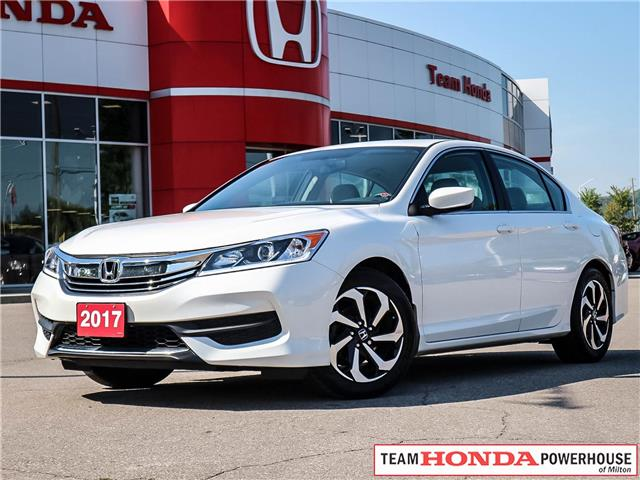 2017 Honda Accord LX (Stk: 191059A) in Milton - Image 1 of 27