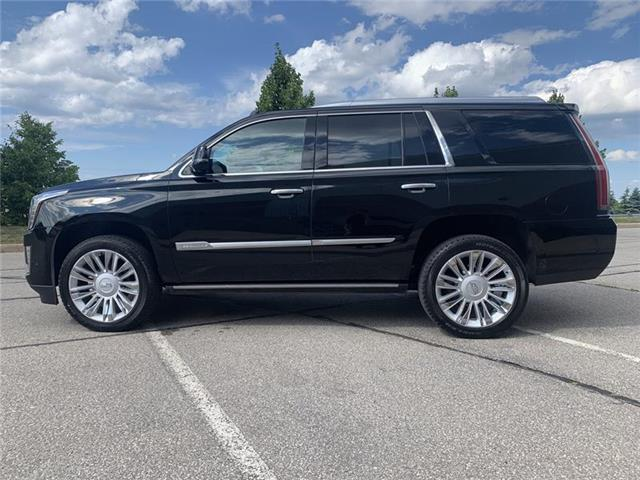2017 Cadillac Escalade Platinum (Stk: B19230T1) in Barrie - Image 2 of 21