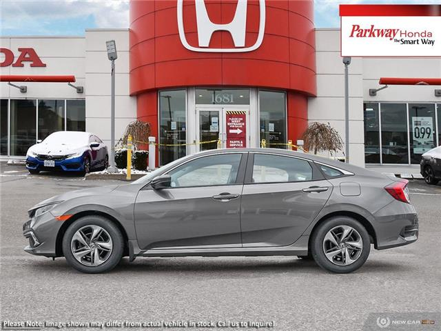 2019 Honda Civic LX (Stk: 929645) in North York - Image 3 of 23