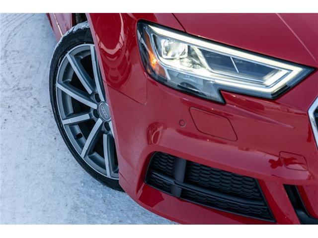 2018 Audi A3 2.0T Technik (Stk: N4519) in Calgary - Image 3 of 9
