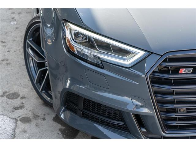2018 Audi S3 2.0T Technik (Stk: N4524) in Calgary - Image 2 of 18