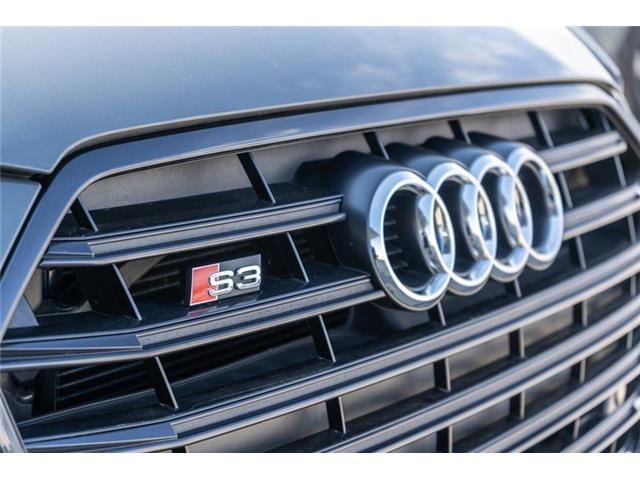 2018 Audi S3 2.0T Technik (Stk: N4524) in Calgary - Image 3 of 18
