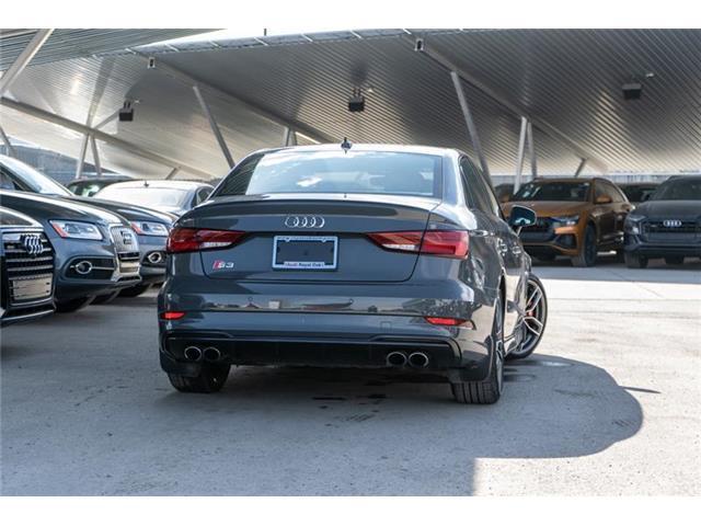 2018 Audi S3 2.0T Technik (Stk: N4524) in Calgary - Image 5 of 18