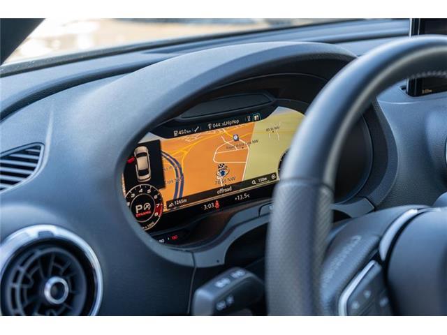 2018 Audi S3 2.0T Technik (Stk: N4524) in Calgary - Image 9 of 18