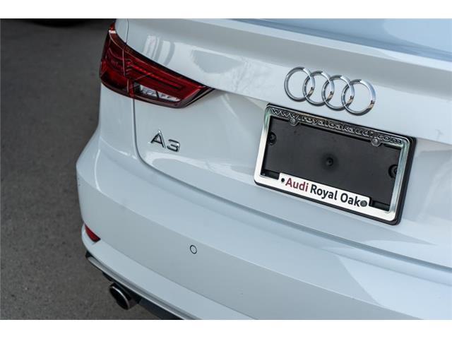 2018 Audi A3 2.0T Technik (Stk: N4832) in Calgary - Image 6 of 17