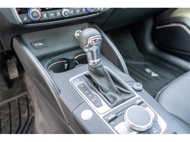 2018 Audi A3 2.0T Technik (Stk: N4832) in Calgary - Image 10 of 17