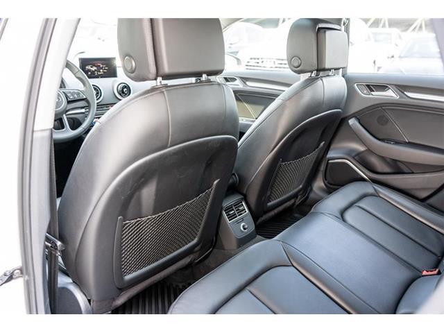 2018 Audi A3 2.0T Technik (Stk: N4832) in Calgary - Image 14 of 17