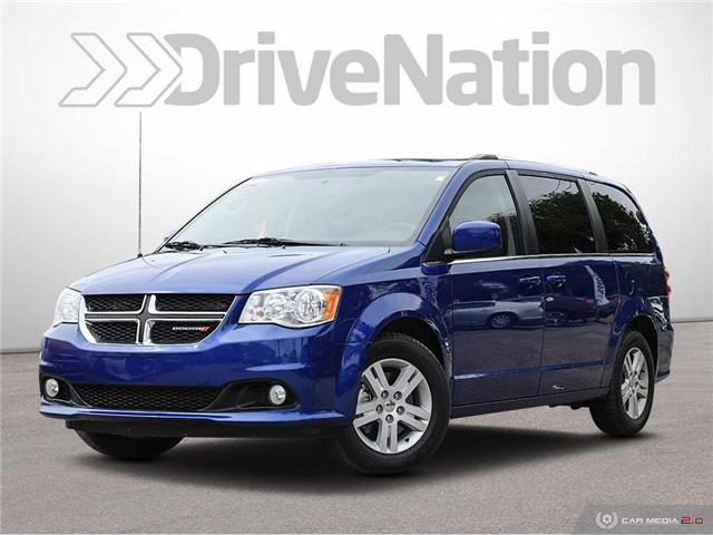 2018 Dodge Grand Caravan Crew (Stk: F586) in Saskatoon - Image 1 of 27