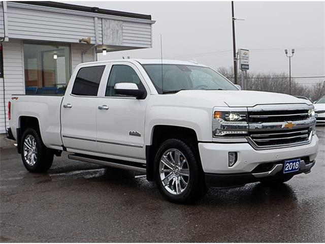 2018 Chevrolet Silverado 1500 High Country (Stk: 19226A) in Peterborough - Image 10 of 18
