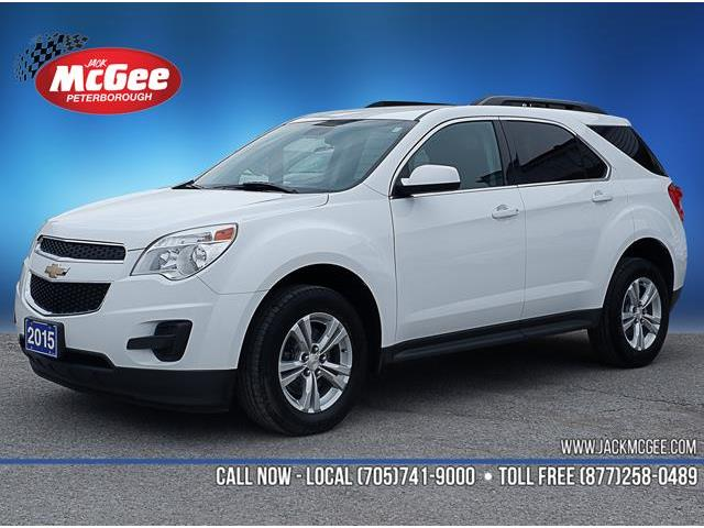 2015 Chevrolet Equinox 1LT (Stk: 19249A) in Peterborough - Image 1 of 18