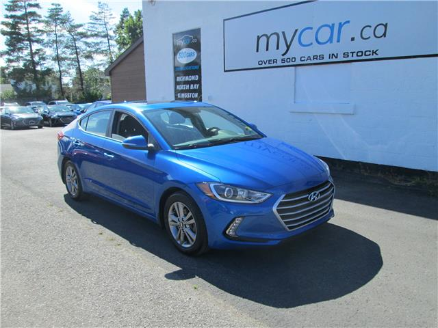 2018 Hyundai Elantra GL (Stk: 191162) in Richmond - Image 1 of 20