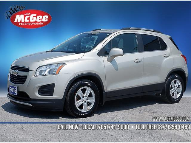 2015 Chevrolet Trax 2LT (Stk: 19666A) in Peterborough - Image 1 of 18