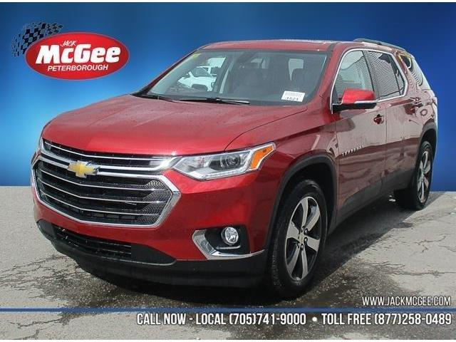 2019 Chevrolet Traverse 3LT (Stk: 19124) in Peterborough - Image 1 of 3