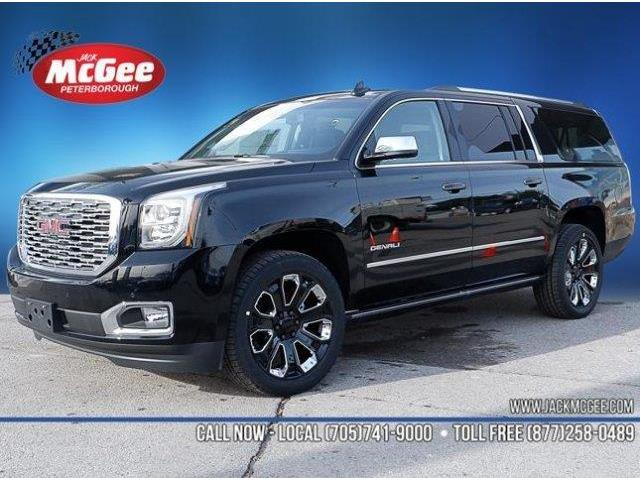 2019 GMC Yukon XL Denali (Stk: 19105) in Peterborough - Image 1 of 5